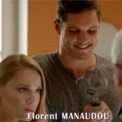 Nos chers voisins : Florent Manaudou en boyfriend collant, Elodie Frégé séductrice dans le prime