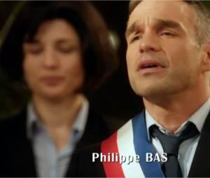 Philippe Bas dans le prime spécial Noël de Nos chers voisins