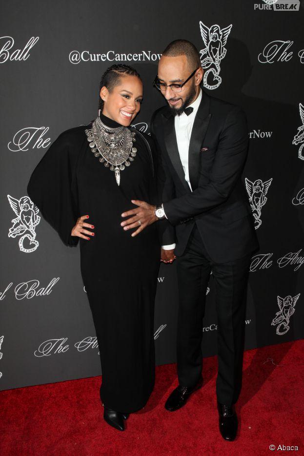 Alicia Keys maman : la chanteuse a accouché de son 2e enfant avec Swizz Beatz