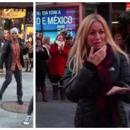 La demande en mariage géniale d'un homme avec un flashmob en plein Times Squares