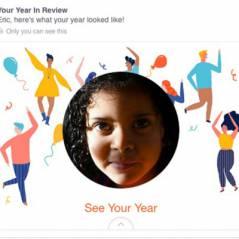 """Facebook : excuses après le fail morbide de la """"super année 2014"""""""