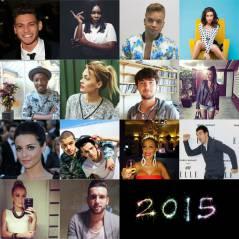 Caroline Receveur, Maude, Aymeric Bonnery, Soprano... les résolutions des stars pour 2015