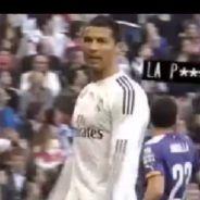 Cristiano Ronaldo : insultes à Gareth Bale en plein match ?