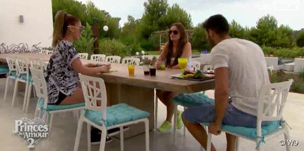 Les Princes de l'amour 2 : élimination pour Samir Benzema dans l'épisode 48 du 14 janvier 2015, sur W9