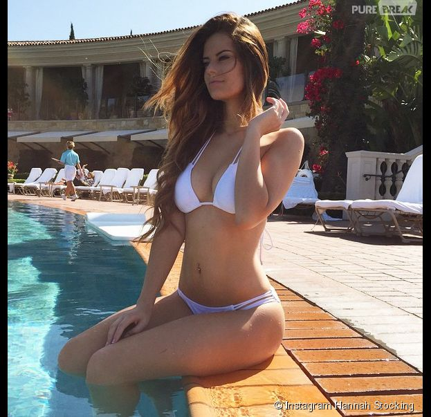 Hannah Stocking, nouvelle star d'Instagram