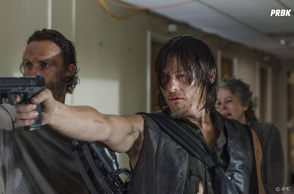 The Walking Dead saison 5 : Daryl va-t-il se faire un copain ?