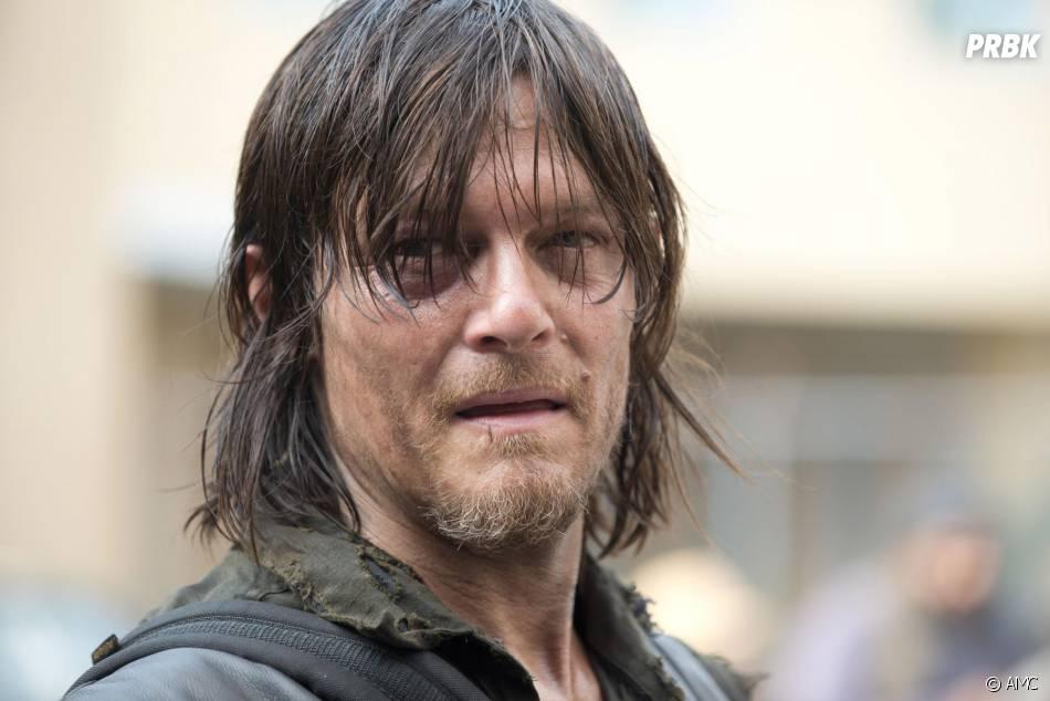The Walking Dead saison 5 : Norman Reedus sur une photo de l'épisode 8