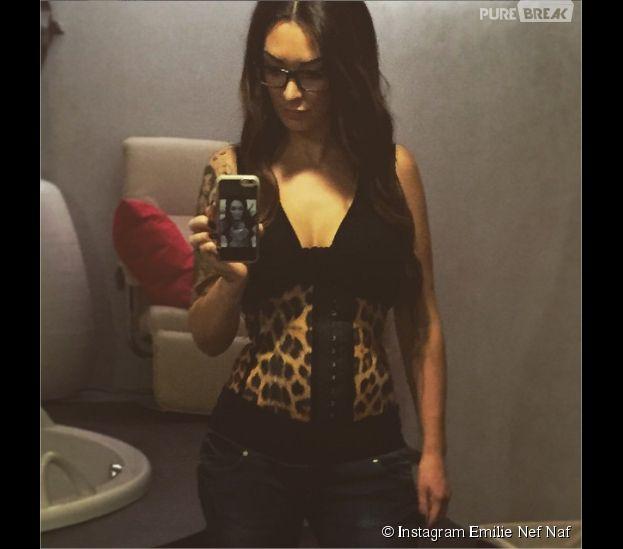 Emilie Nef Naf : encore deux kilos perdus grâce à son régime