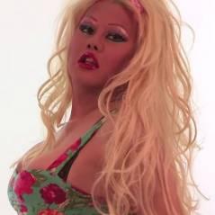 Katella Dash, le transexuel qui a dépensé 100 000 dollars pour ressembler à une poupée gonflable