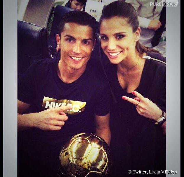 Cristiano Ronaldo : rumeurs de couple avec Lucia Villalon après sa rupture avec Irina Shayk