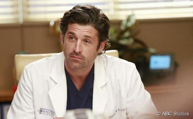 Grey's Anatomy saison 11 : Patrick Demspey va-t-il quitter la série ?