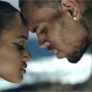 Chris Brown : Autumn leaves, clip de lover et bisou à Karrueche Tran