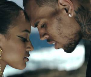 Chris Brown ft Kendrick Lamar -  Autmun Leaves, le clip officiel avec Karrueche Tran