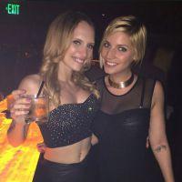 Nadège Lacroix (Hollywood Girls 4) et Audrey Mazens sexy pour leurs retrouvailles à Miami