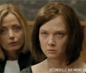 Odile Vuillemin bouleversante dans le téléfilm de TF1 L'Emprise