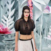 Kendall Jenner et ses tétons, Baptiste Giabiconi... : le défilé sexy de Chanel