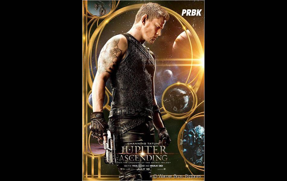 Jupiter Ascending : Channing Tatum un rôle différent