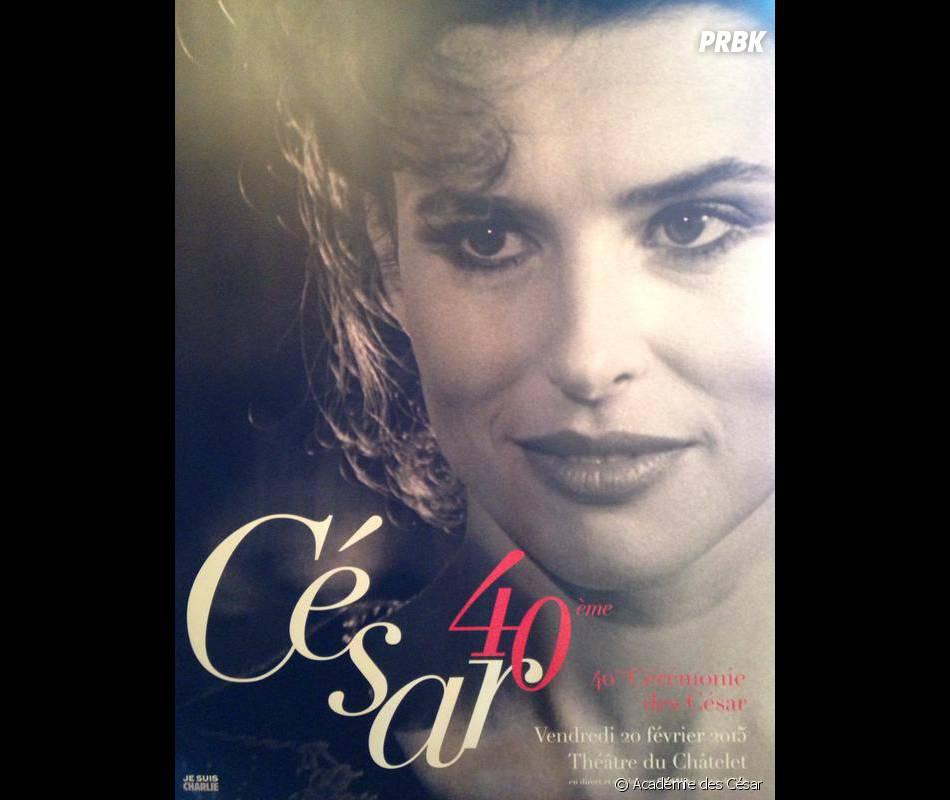 César 2015 : l'affiche de la 40ème édition