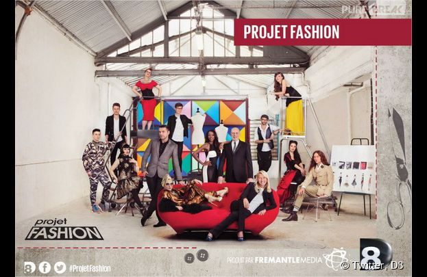 Projet Fashion : l'adaptation de Project Runway sur la mode débarque bientôt sur D8 avec Hapsatou Sy, Roland Mouret, Donald Potard, Catherine Baba, Alexandra Senes et 9 candidats