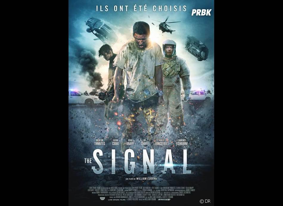 The Signal : l'affiche du film