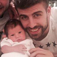 Shakira : le selfie adorable de Gerard Piqué et leur fils Sasha