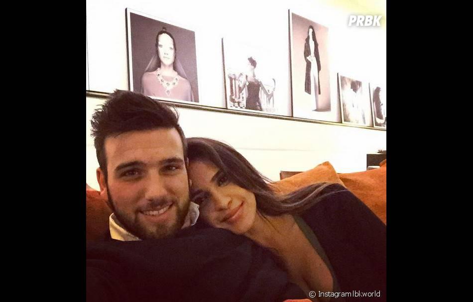 Leila Ben Khalifa et Aymeric Bonnery se confient sur leur couple