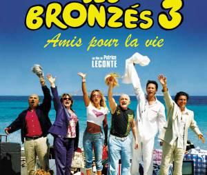 Les Bronzés 3 : affiche du film