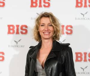 Alexandra Lamy à l'avant-première de Bis, le 10 février 2015 à Paris