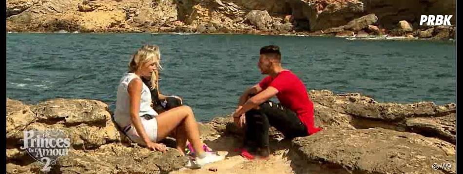 Les Princes de l'amour 2 : Mehdi fait connaissance avec Madge et Betty dans l'épisode 69 diffusé le 12 février 2015, sur W9