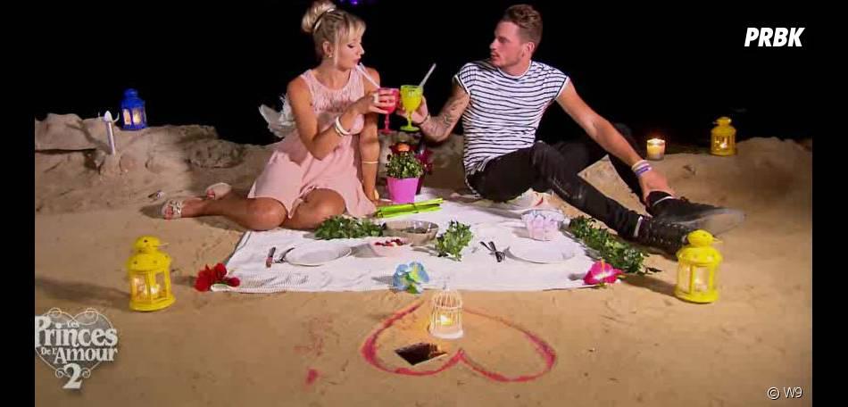 Les Princes de l'amour 2 : Benjamin en rendez-vous avec Betty dans l'épisode 69 diffusé le 12 février 2015, sur W9