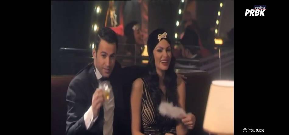 Anthony Touma de The Voice 2 sexy dans la vidéo promo de la version libanaise de Danse avec les stars