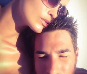 Jeny Priez et Luka Karabatic amoureux sur Facebook, le 17 août 2014