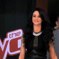 The Voice 4 : Robinne, zoom sur le talent sexy des auditions à l'aveugle