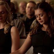 The Vampire Diaries saison 6, épisode 15 : larmes et funérailles dans la bande-annonce