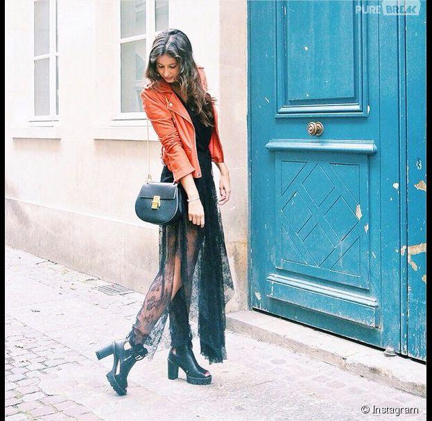 Malika Ménard lance son blog mode : Mode by Malika Ménard