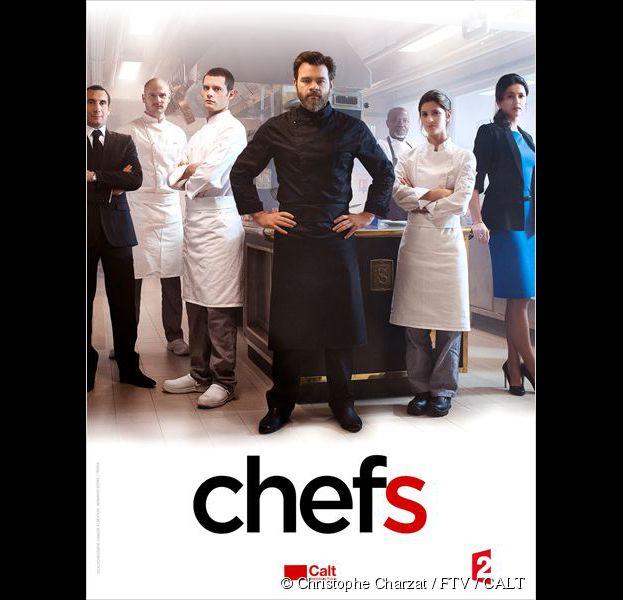Chefs saison 1 : Clovis Cornillac parle de son rôle