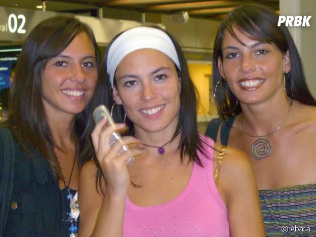 Les Triplées de Secret Story 1, Johanna, Marjorie et Cyrielle