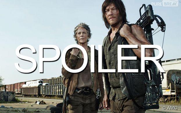 The Walking Dead saison 5 : des survivants enfin en sûreté ?