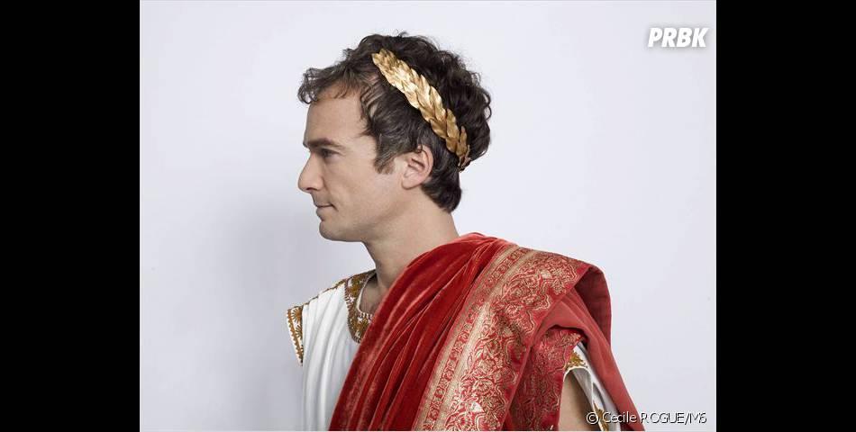 Peplum : Jonathan Lambert joue César
