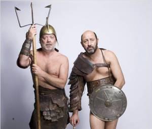 Peplum : Kad & Olivier en guests