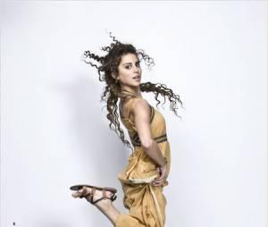 Peplum : Lou Chauvain joue la fille de Bravius