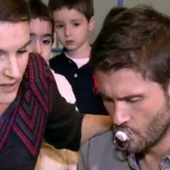 Christophe Beaugrand se prend pour un enfant dans Stars sous hypnose, Twitter se marre