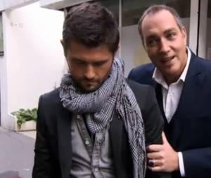 Christophe Beaugrand hypnotisé sur TF1