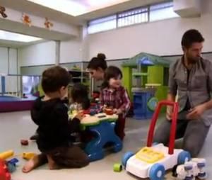 Christophe Beaugrand se prend pour un enfant de 3 ans