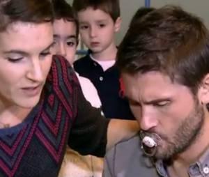 Christophe Beaugrand retombe en enfance sur TF1