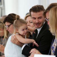 David Beckham : sa fille future mannequin ? Les marques se l'arrachent à coup de millions
