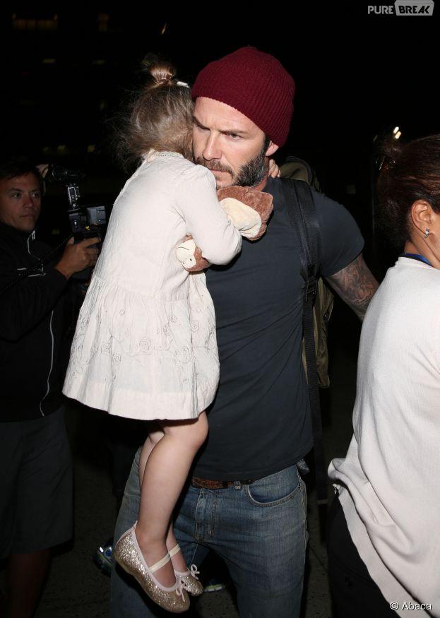 Harper Beckham : la fille de David demandée par toutes les marques
