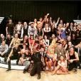 Alizée et Grégoire Lyonnet : remerciements et déclaration d'amour pour la fin de la tournée Danse avec les stars