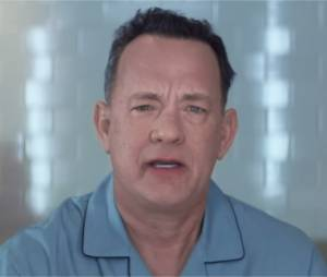 Tom Hanks dans le clip de I Really Like You de