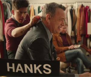 Tom Hanks et Carly Rae Jepsen dans le clip de I Really Like You